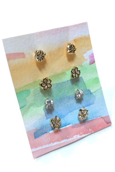 Aiden Earring Set