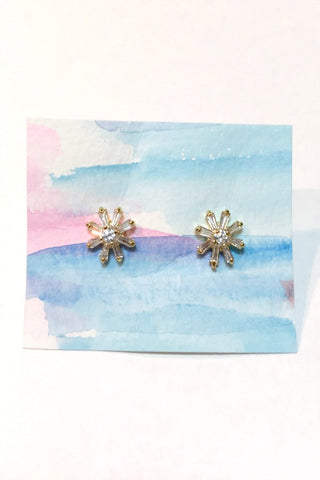 Belle Stud Earrings