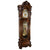 Hermle Shelborne Grandfather Clock Walnut Finish