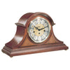 Hermle Amelia Mantel Clock Cherry Finish