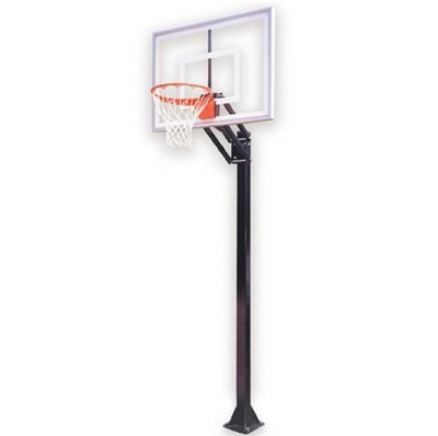 "First Team Champ Nitro BP In Ground Adjustable Basketball Hoop 36""x 60"""
