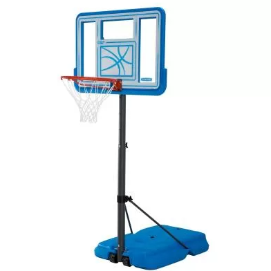 Lifetime Poolside Adjustable Basketball Hoop (44-Inch Polycarbonate)