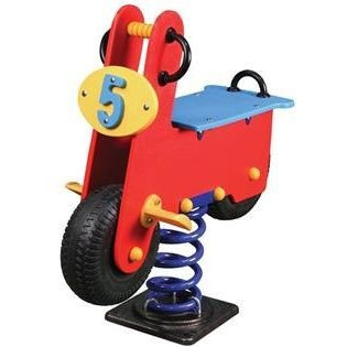 Gorilla Playsets Super-Scooter Spring Rider 29-5012 - Swings and More