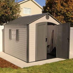 Lifetime 8 X 10 ft. Outdoor Storage Shed