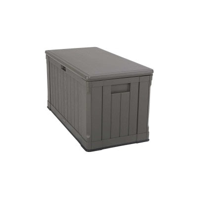 Lifetime Heavy Duty Outdoors Storage Box (116 Gallon ) - Swings and More