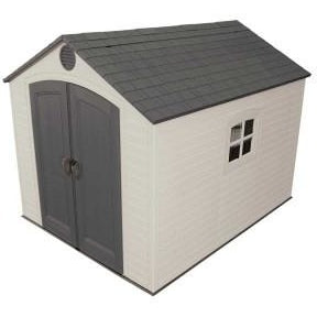Lifetime 8 X 10 ft Outdoors Storage Shed - Swings and More