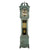 Hermle Alexandria Grandfather Clock Blue