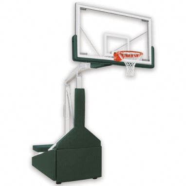 First Team Tempest Triumph ST Portable Adjustable Basketball Hoop 42'' x 72''