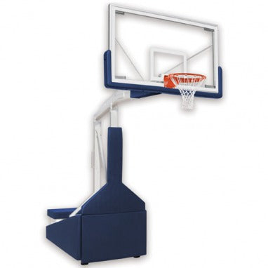 First Team Tempest Triumph FL Portable Adjustable Basketball Hoop 42'' x 72''