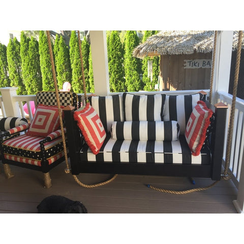 Custom Carolina Classic Columbia Swing Bed - Swings and More