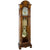 Hermle Pennington Grandfather Clock Cherry Finish