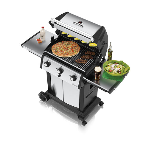 Broil King Signet 320 BBQ Grill - Swings and More