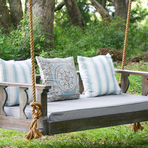 "Vintage Porch Company Swing Bed ""Avari"" - Swings and More"