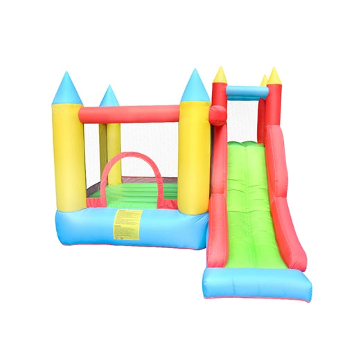 Inflatable Bounce House Castle with Slide - Swings and More