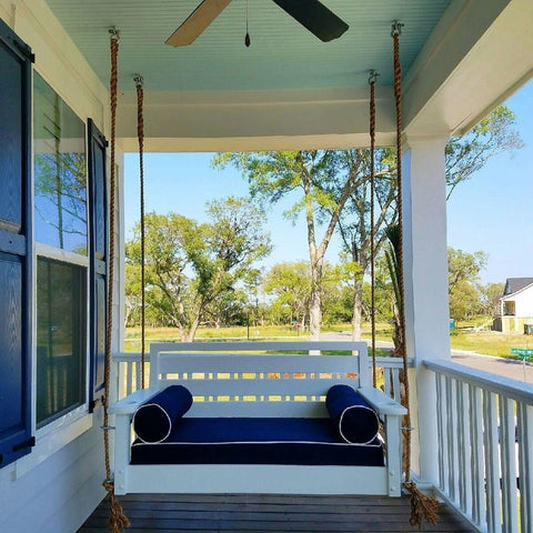 Custom Carolina Johns Islander Swing Bed - Swings and More