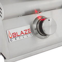 Blaze 32 Inch 4 Burner LTE Grill Built-In Natural Gas Grill with Lights