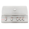 Image of Blaze 32 Inch 4 Burner LTE Grill Built-In Natural Gas Grill with Lights - Swings and More