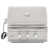 Image of Blaze 27 Inch 2 Burner Professional Built-In Natural Gas Grill - Swings and More