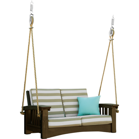 Hershyway Lounge Rope Swing - Swings and More