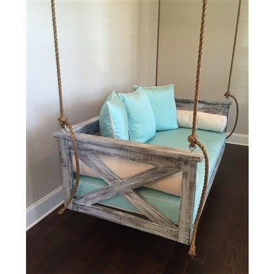 The Cooper River Porch Swing Bed - Swings and More