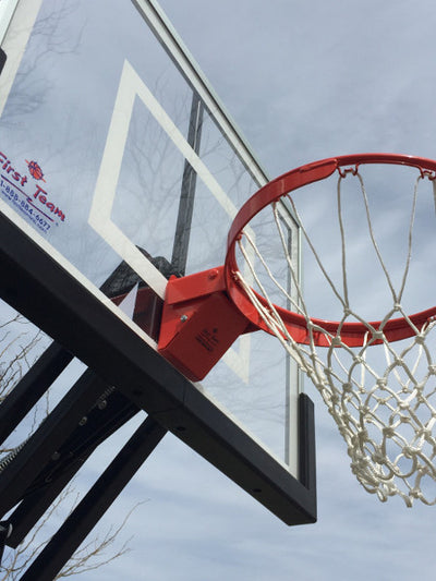 "First Team Champ III BP In Ground Adjustable Basketball Hoop 36"" x 54"""