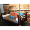 Image of Custom Carolina Classic Columbia Swing Bed - Swings and More