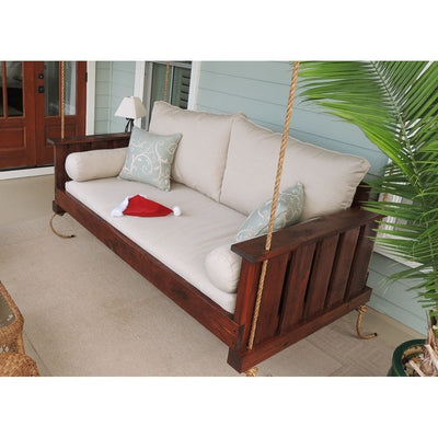 Beautiful Daniel Island Porch Swing Bed - Swings and More
