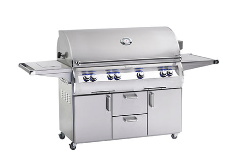 Fire Magic Echelon E1060s Portable Grill on Cart With Single Burner