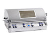 Image of Fire Magic Echelon Built in Barbecue Grill Stainless Steel  E1060i - Swings and More