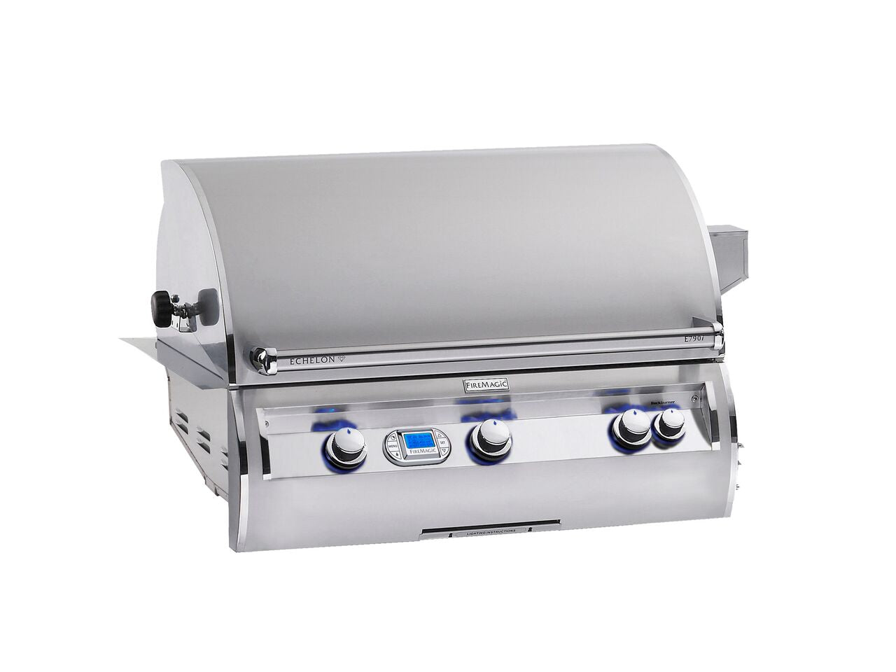 Fire Magic Echelon Built in Barbecue Grill Stainless Steel E790i - Swings and More