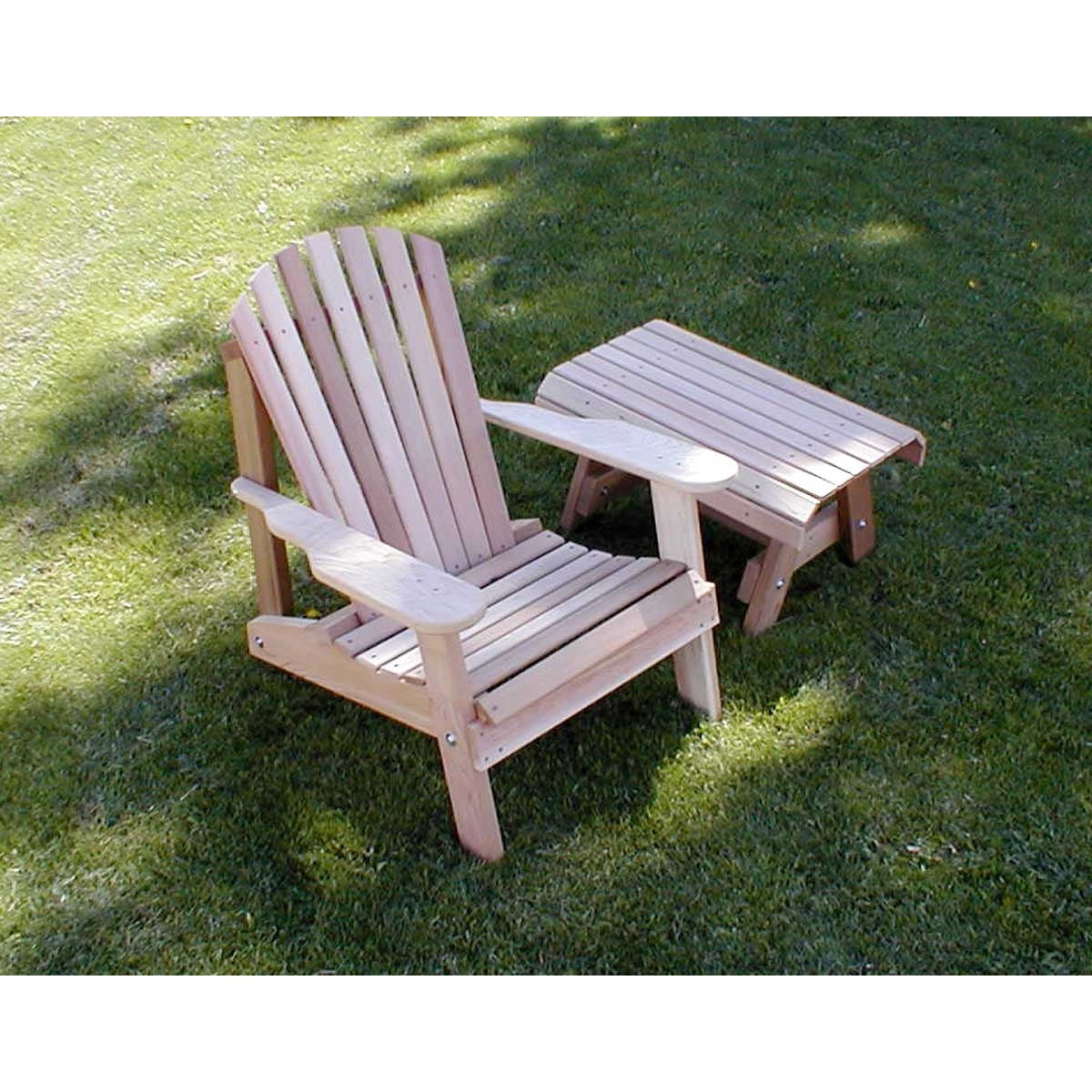 Creekvine Designs Chair & Table Set - Swings and More