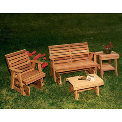 Creekvine Designs Cedar Classic Rocking Glider Furniture Collection - Swings and More