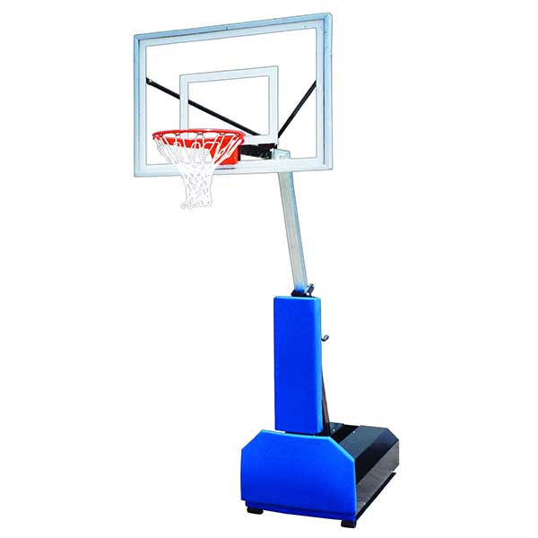 First Team Fury II Portable Basketball Hoop