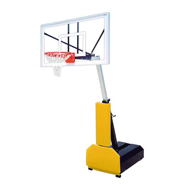 First Team Fury Nitro Portable Basketball Hoop