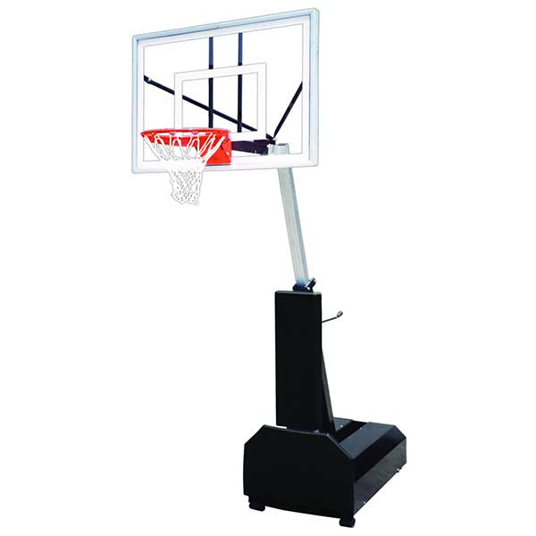 First Team Fury Turbo Portable Basketball Hoop