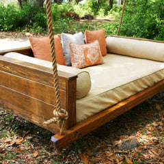 "Vintage Porch Company Swing Bed ""Hayden"" - Swings and More"