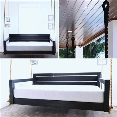The Kiawah Porch Swing Bed - Swings and More