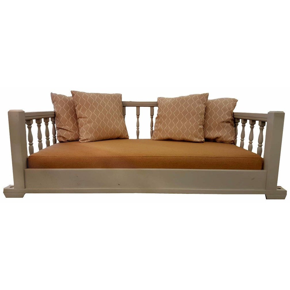 The Madison Porch Swing Bed - Swings and More