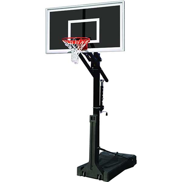 First Team OmniJam Eclipse Portable Basketball Hoop
