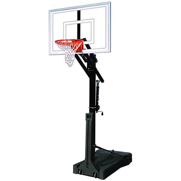 First Team OmniJam III Portable Basketball Hoop