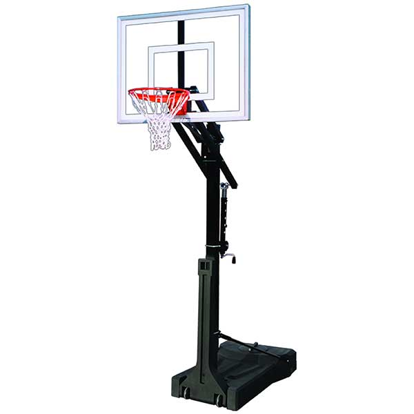 First Team OmniJam II Portable Basketball Hoop