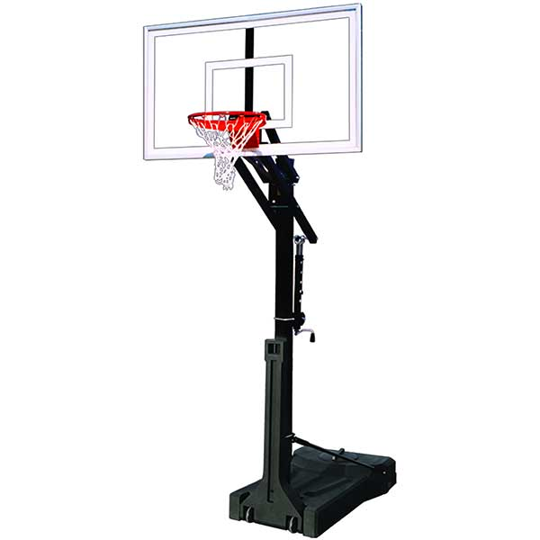 First Team OmniJam Nitro Portable Basketball Hoop