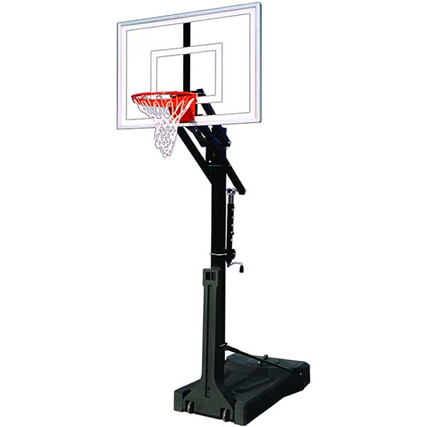 First Team OmniJam Turbo Portable Basketball Hoop