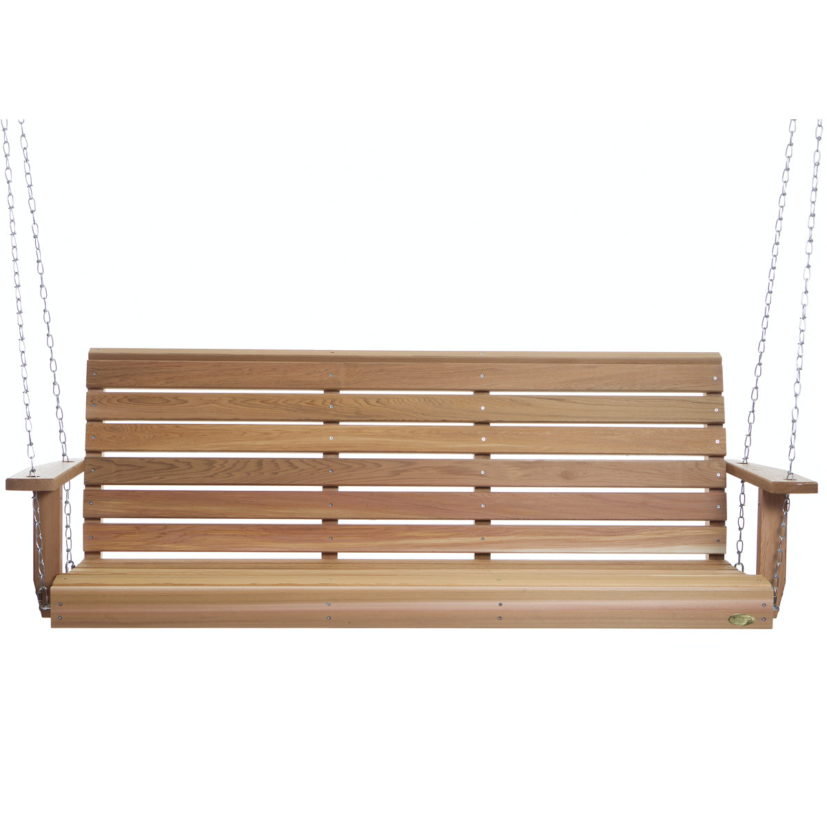 Porch Swing 6' With Comfort Springs