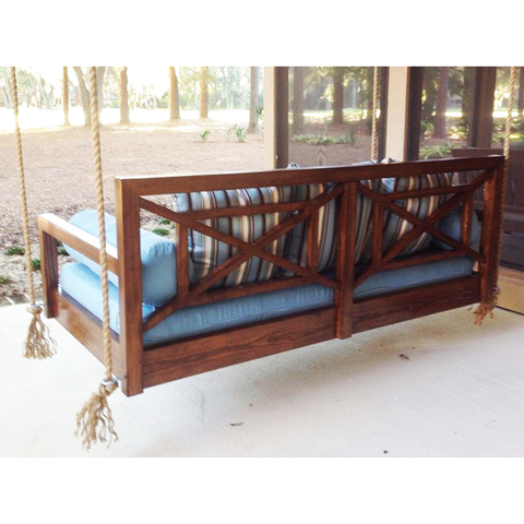 Custom Carolina The Perfect Pawley Swing Bed - Swings and More