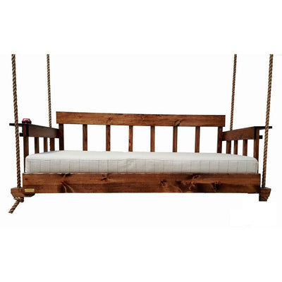 The All-American Porch Swing Bed - Swings and More