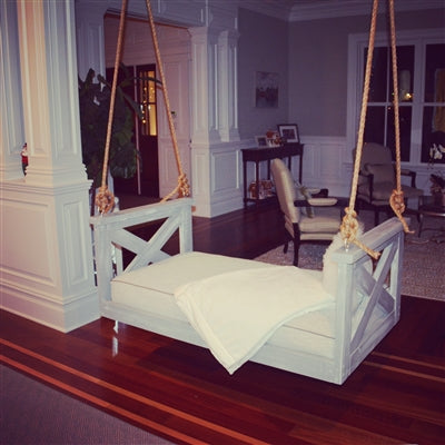 The Ravenel Porch Swing Bed - Swings and More