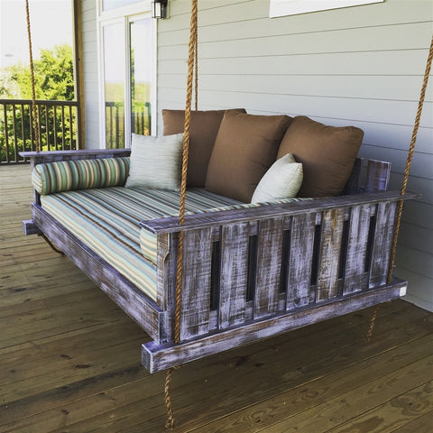 Lowcountry Swing Beds The Rivertowne Swing Bed - Swings and More
