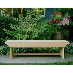 Creekvine Designs 5' Cedar 1805 Traditional Heavy Duty Bench