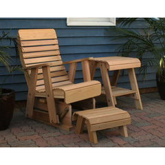 Creekvine Designs Rocking Glider Chair Set